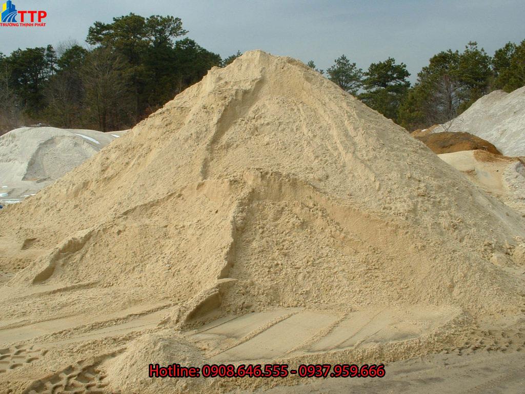 Báo giá cát đổ bê tông Huyện Đắk R'lấp