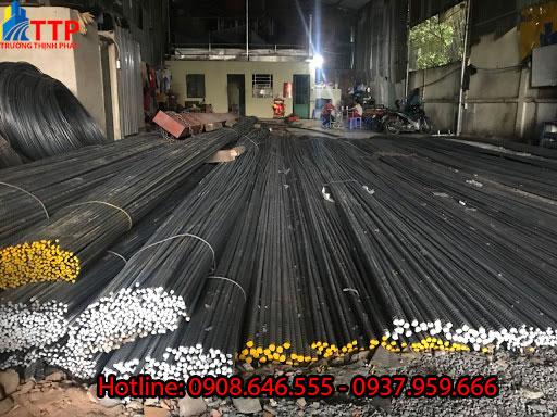 Bảng báo giá thép Pomina xây dựng Thành Phố Thủ Dầu Một tỉnh Bình Dương