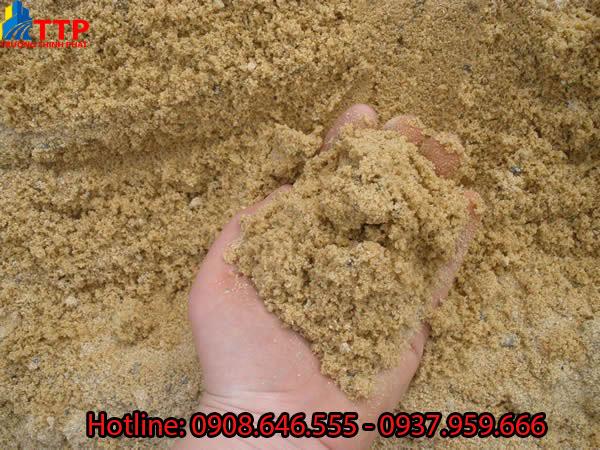 Bảng báo giá cát bê tông Thành Phố Thủ Dầu Một tỉnh Bình Dương